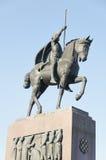Monument ot King Tomislav Royalty Free Stock Photography