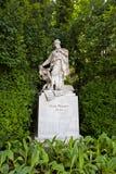 Monument for painter Hans Makart. Vienna, Austria Stock Photo
