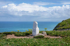 The monument for Paul Harris & his Rotary Club Stock Photos