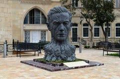 Monument-poète photo libre de droits