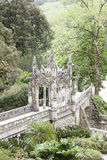 Monument of Portugal, Quinta da regaleira Stock Photography