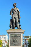 Monument of prince Grigory Potemkin-Tavricheski in Kherson Royalty Free Stock Photo