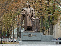 Monument of Pylyp Orlyk in Kiev, Ukraine Royalty Free Stock Photography
