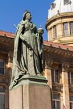 Monument of Queen Victoria Stock Image