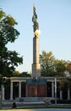 Monument of the Red Army in Vienna, Austria. Stock Photo