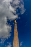 Monument of Remembrance in Luxembourg Stock Photo