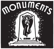 monument stock illustrationer
