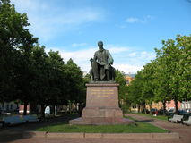 Monument rimsky-Korsakov   Stock Foto
