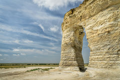 Monument Rocks National Natural Landmark Royalty Free Stock Photography