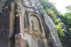 Monument romain antique, qui est situé dans Amasra, Turquie, image libre de droits