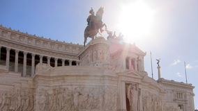 Monument in Rome, Italy Stock Photo