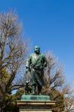 Monument of Saigō Takamori Stock Image