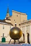Monument in Salzburg Austria Royalty Free Stock Image