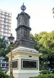Monument Sao Vicente Brazil Royalty Free Stock Image