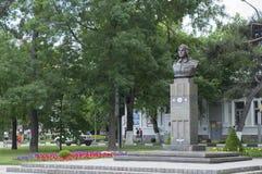 Monument Savitsky Novorossiysk Stock Afbeeldingen