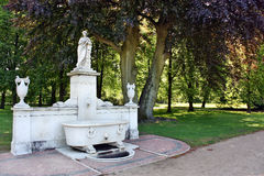 Monument in Schloss Sans Souci Royalty Free Stock Photos