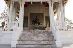 Monument of Somdet Phra Pathom Borom Maha Chanok Stock Photo