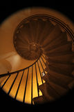 Monument spiral staircase Royalty Free Stock Photos