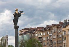 Monument of St. Sophia in Sofia Royalty Free Stock Photos