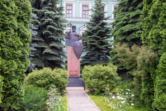 Monument St. Vladimir Stock Images