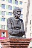 Monument Stanislav Kosenkov. Belgorod. Russia Royalty Free Stock Photo