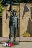 Monument of Stefanek Stock Photo