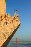 Monument Tagus Royalty Free Stock Photo
