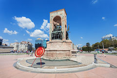 Monument, Taksim Square Stock Photography