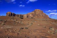 Monument-Tal in Arizona Stockfotografie