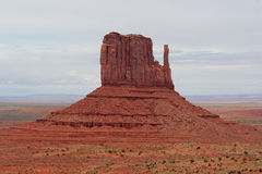 Monument-Tal, Arizona und Utah, USA Lizenzfreies Stockfoto