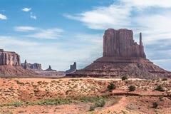 Monument-Tal, Arizona, Utah Lizenzfreie Stockbilder
