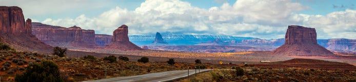 Monument-Tal-Navajo-Stammes- Park lizenzfreie stockbilder
