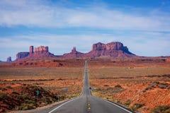 Monument-Tal-Navajo-Stammes- Park stockfoto