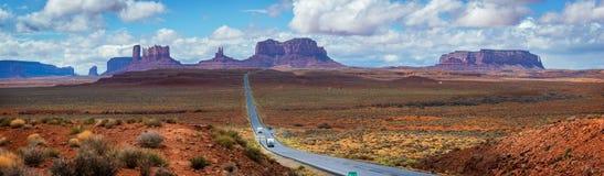 Monument-Tal-Navajo-Stammes- Park lizenzfreie stockfotografie