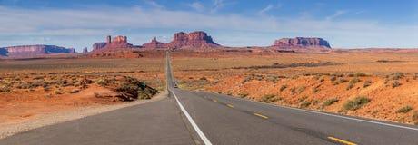 Monument-Tal-Navajo-Stammes- Park stockfotos