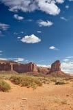 Monument-Tal in Utah, die Vereinigten Staaten von Amerika Lizenzfreie Stockfotos
