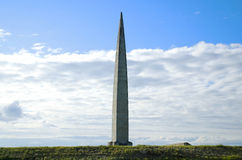 Monument in Tallinn Stock Photography