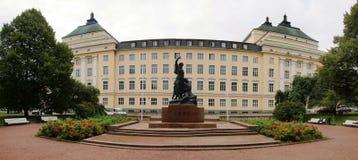 Monument in the Tallinn city Stock Photos