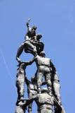 Monument in Tarragona, Spain Royalty Free Stock Photography