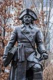 Monument ter ere van de douane van stichtingstemernik Rusland, Rostov trekt aan, 10 Maart, 2018 Commies Royalty-vrije Stock Afbeelding