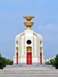 Monument Thaïlande de démocratie image libre de droits