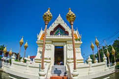Monument of Thailand Royalty Free Stock Photography