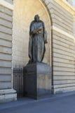 Monument till aposteln Peter, Madrid Fotografering för Bildbyråer