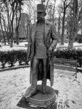 Monument till Franz Joseph Fotografering för Bildbyråer