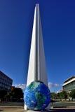 Monument till hjältarna av självständighet, sjätte sikt Arkivfoton