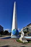Monument till hjältarna av självständighet, tredje sikt Fotografering för Bildbyråer