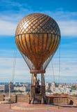 Monument till Jules Verne Fotografering för Bildbyråer