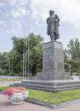 Monument till Karl Marx Royaltyfri Bild
