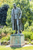 Monument till kejsaren Franz Joseph I vienna _ Royaltyfri Fotografi