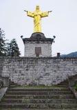 Monument till Kristus konungen Royaltyfri Fotografi